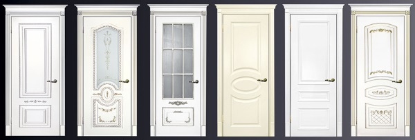 двери серия смальта